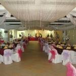 Decorated Wedding Hall